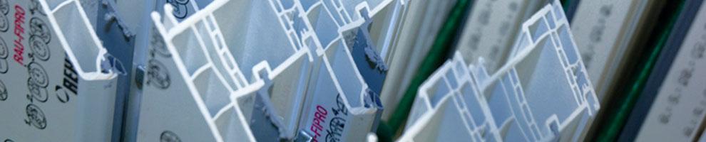 Banner plastove profily
